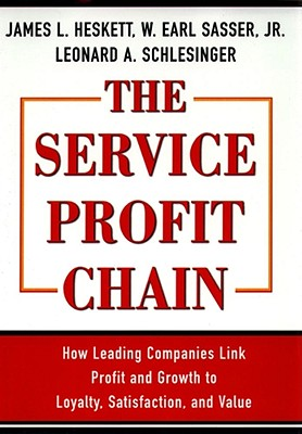 Image for The Service Profit Chain