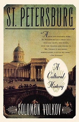 Image for St Petersburg: A Cultural History