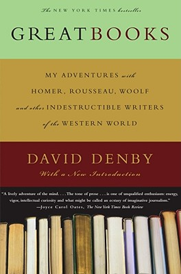 Great Books, David Denby