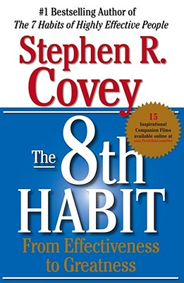 Image for 8TH HABIT FROM EFFECTIVENESS TO GREATNESS