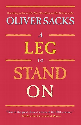 Image for A Leg to Stand On