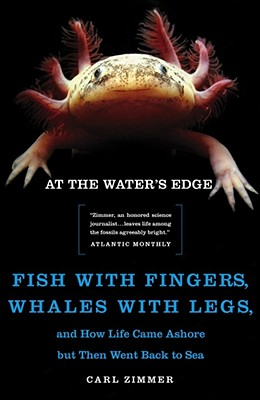 Image for At the Water's Edge : Fish with Fingers, Whales with Legs, and How Life Came Ashore but Then Went Back to Sea