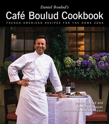 Image for Daniel Boulud's Cafe Boulud Cookbook