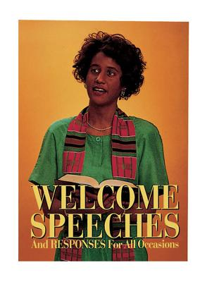 Image for Welcome Speeches and Responses for All Occasions