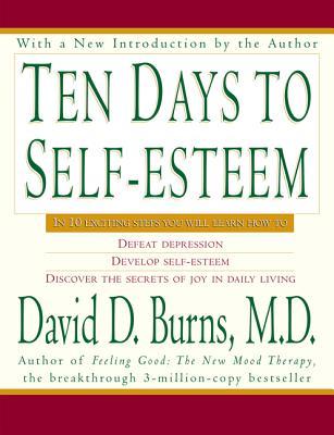 Image for Ten Days to Self-Esteem