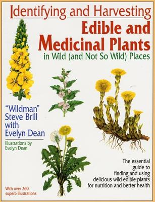 Identifying and Harvesting Edible and Medicinal Plants in Wild (and Not So Wild) Places, Brill, Steve; Dean, Evelyn
