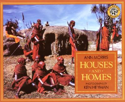 Image for Houses and Homes (Around the World Series)