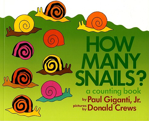 Image for How Many Snails?: A Counting Book (Counting Books (Greenwillow Books))