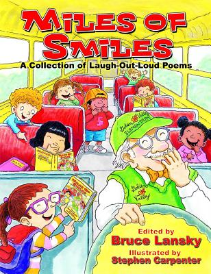 Image for Miles of Smiles: A Collection of Laugh-Out-Loud Poems
