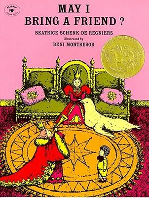 May I Bring a Friend?, Beatrice de Regniers