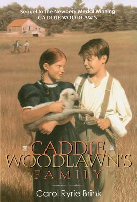 Caddie Woodlawns Family, CAROL RYRIE BRINK
