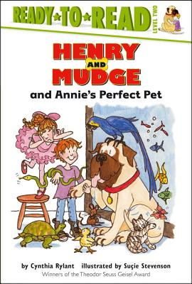 Image for Henry and Mudge and Annie's Perfect Pet: The Twentieth Book of Their Adventures