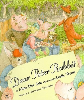 Image for DEAR PETER RABBIT