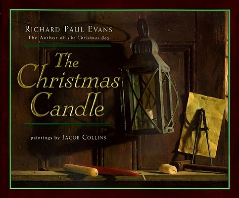 The Christmas Candle, Evans, Richard Paul
