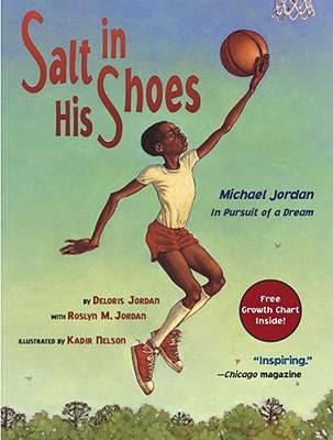 Image for Salt in His Shoes Michael Jordan on Pursuit of a dream