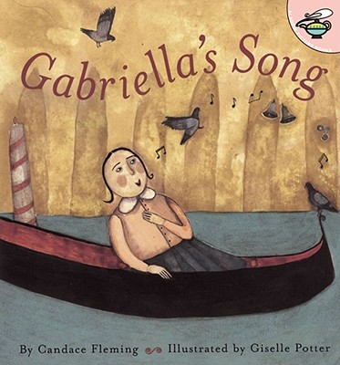 "Gabriella's Song (Aladdin Picture Books), ""Fleming, Candace"""