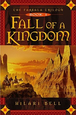 "Image for ""Fall of a Kingdom (Farsala Trilogy, Book 1)"""