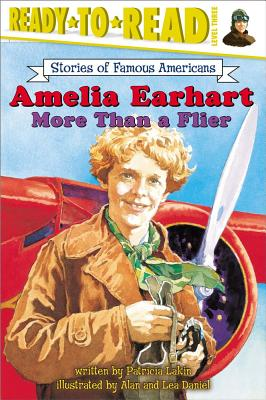 Image for Amelia Earhart: More Than a Flier (Ready to Read, Level 3)