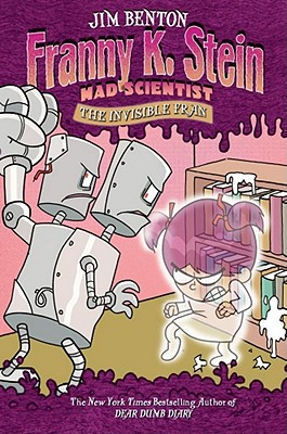Image for The Invisible Fran (3) (Franny K. Stein, Mad Scientist)