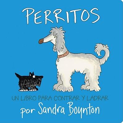 Perritos: Un libro para contar y ladrar (Doggies -- Spanish version), Boynton, Sandra