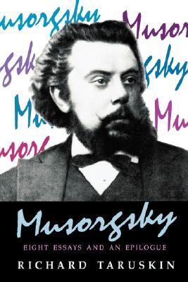 Musorgsky, Taruskin, Richard
