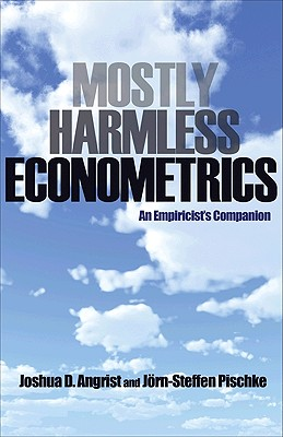 Image for Mostly Harmless Econometrics: An Empiricist's Companion