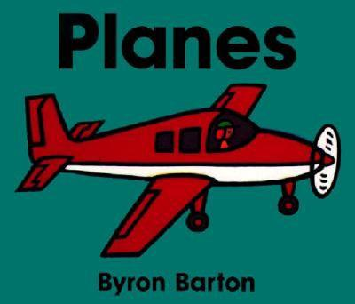 Image for Planes Board Book