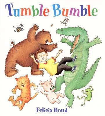 Image for Tumble Bumble Board Book (Laura Geringer Books (Board Books))