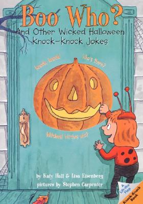 Image for Boo Who? and Other Wicked Halloween Knock-Knock Jokes (Lift-the-Flap)