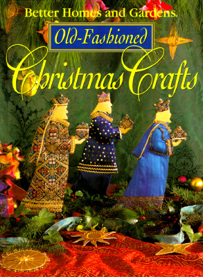 Image for Old-Fashioned Christmas Crafts