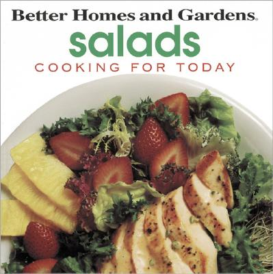 Image for Better Homes and Gardens: Salads (Cooking for Today)