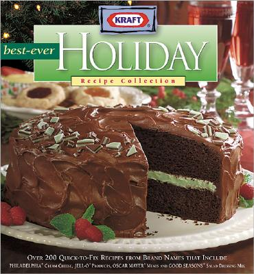 Image for BEST-EVER HOLIDAY RECIPE COLLECTION