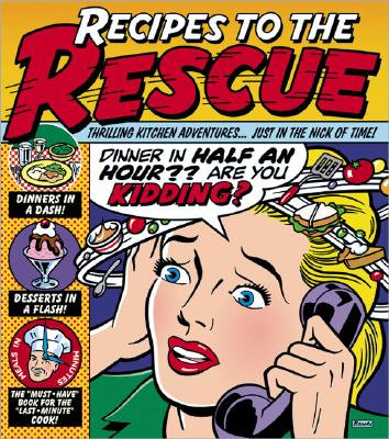 Image for Recipes to the Rescue