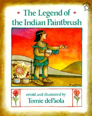 The Legend of the Indian Paintbrush, dePaola, Tomie