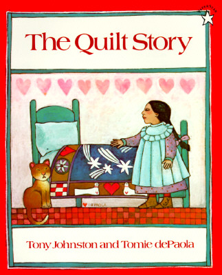 The Quilt Story, Tony Johnston