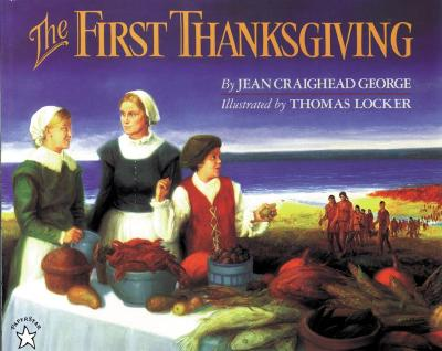 The First Thanksgiving (Picture Puffin Books), George, Jean Craighead
