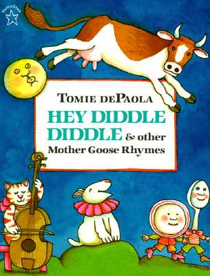 Image for Hey Diddle Diddle & Other Mother Goose Rhymes