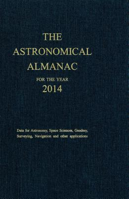 Image for The Astronomical Almanac for the Year 2014