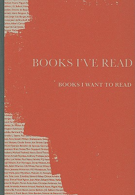 Image for Books I've Read: Books I Want to Read