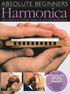 Image for Absolute Beginners - Harmonica