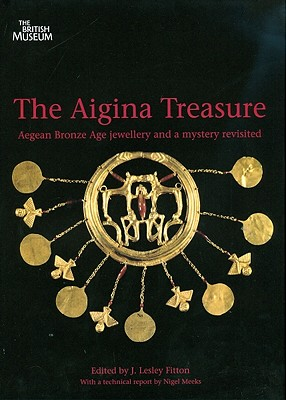 Image for The Aigina Treasure y J Lesley Fitton