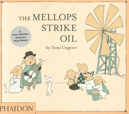 The Mellops Strike Oil, Ungerer, Tomi