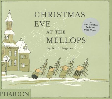 Christmas Eve at the Mellops', Ungerer, Tomi