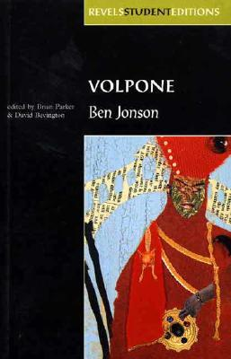 Image for Volpone: Ben Jonson (Revels Student Editions)