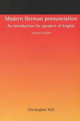 Image for Modern German pronunciation: An introduction for speakers of English