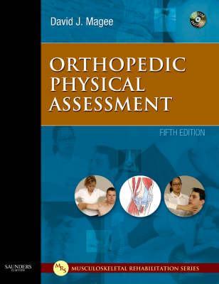 Image for Orthopedic Physical Assessment (Orthopedic Physical Assessment (Magee))