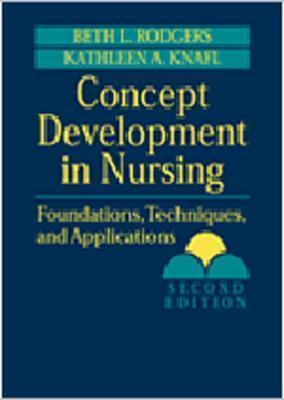 Image for Concept Development in Nursing: Foundations, Techniques, and Applications