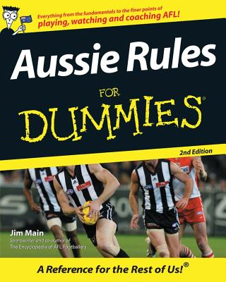Image for Aussie Rules For Dummies