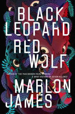 Image for Black Leopard Red Wolf (Dark Star Trilogy)