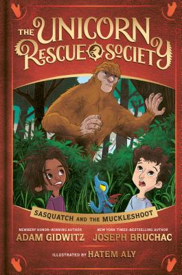 Image for Sasquatch and the Muckleshoot (The Unicorn Rescue Society)